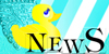 logo for Blog News from Swim Yellow Duck